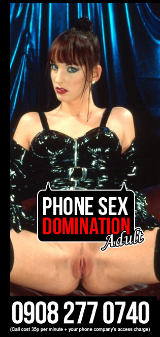 domination discipline phone sex